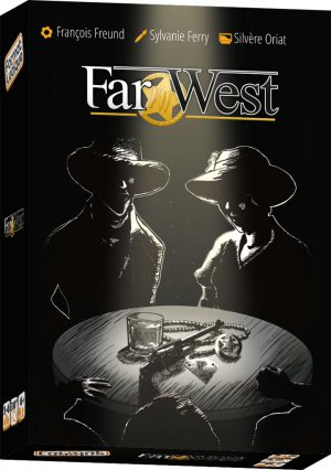 Far West - boîte