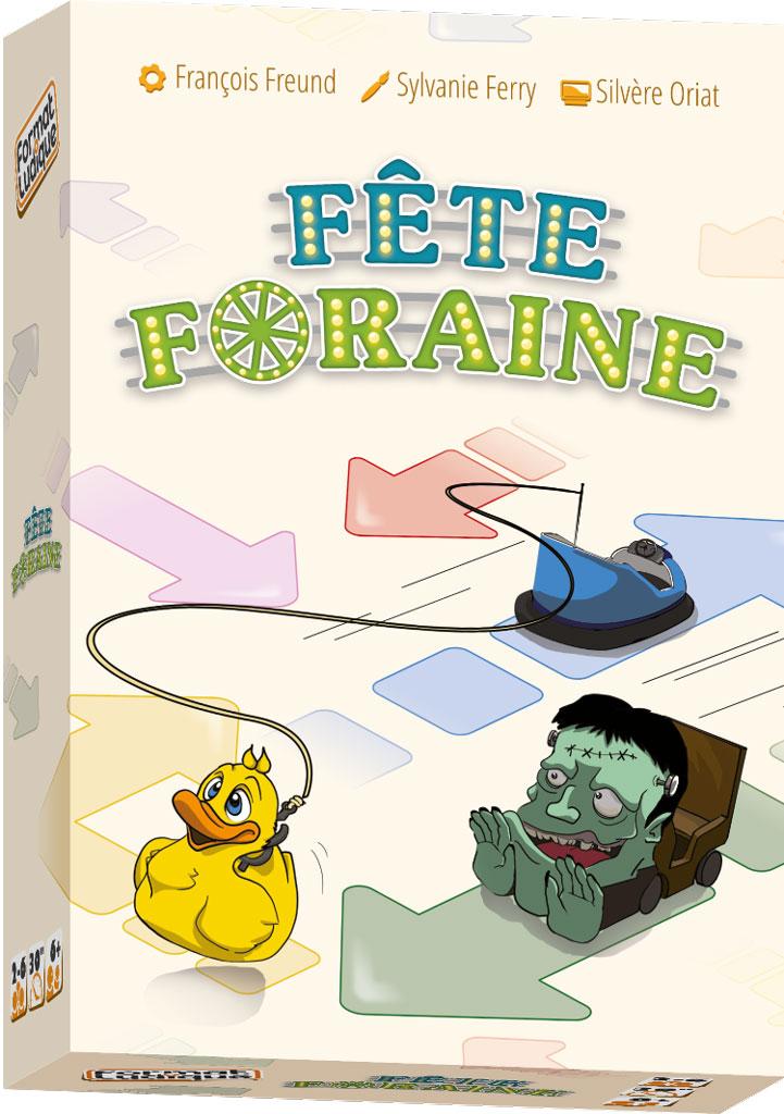 Fête Foraine - boîte